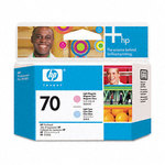 HP 70 Light Cyan/Light Magenta Printhead C9405A