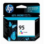 HP 95 Tri-Color Inkjet Print Cartridge C8766WN