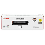 Canon 1977B001AA Cartridge 116 Yellow Toner