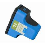 HP 02 Compatible Cyan Ink Cartridge C8771WN