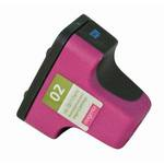 HP 02 Compatible Magenta Ink Cartridge C8772WN