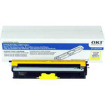 OKI 44250713 High Yield Yellow Toner, Type D1