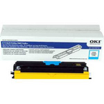 OKI 44250715 High Yield Cyan Toner, Type D1