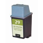 HP 29 Compatible Black Inkjet Cartridge 51629A
