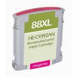 HP 88XL High Yld Compatible Magenta Ink Cartridge