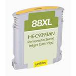 HP 88XL High Yld Compatible Yellow Ink Cartridge
