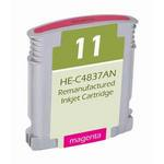 HP 11 Compatible Magenta Ink Cartridge C4837A
