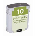 HP 10 Compatible Black Ink Cartridge C4844A