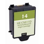 HP 14 Compatible Black Ink Cartridge C5011D