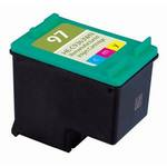 HP 97 Compatible Large Tri-Color Inkjet C9363WN