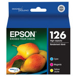 Epson T126520 High Capacity Color Ink Multipack