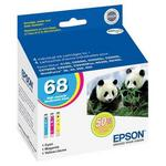 Epson T068520 3-color Ink Cartridge Multipack