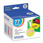 Epson T077920 Color Ink Cartridge Multipack 5-PK