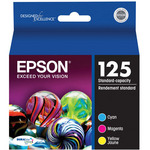 Epson T125520 Color Ink Cartridge Multipack
