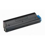 OKI 43502001 Compatible High Yield Toner Cartridge